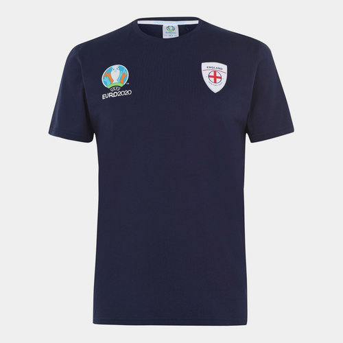 Euro 2020 England Core T Shirt Mens