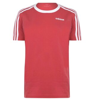 Womens Essentials 3 Stripes T Shirt