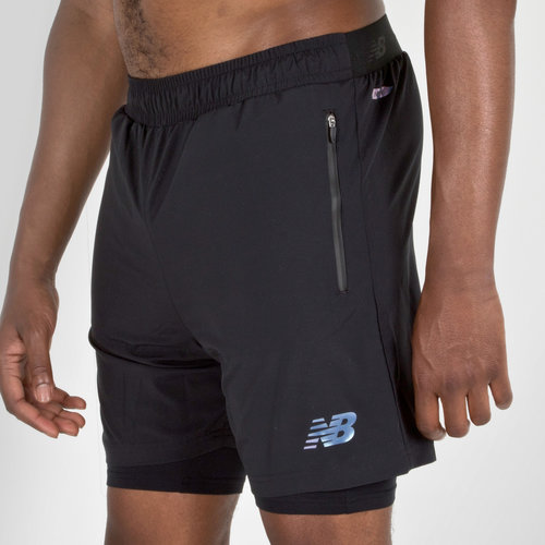 Pinnacle Tech Training Shorts