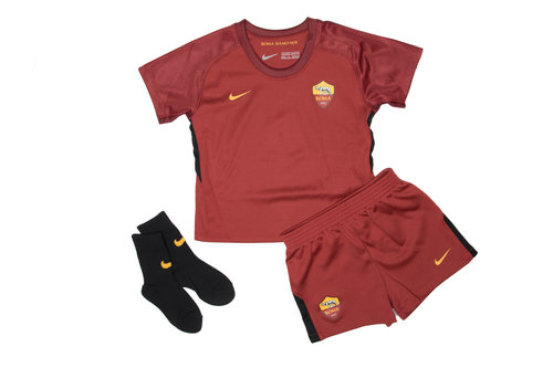 AS Roma 17/18 Infants Home Football Kit