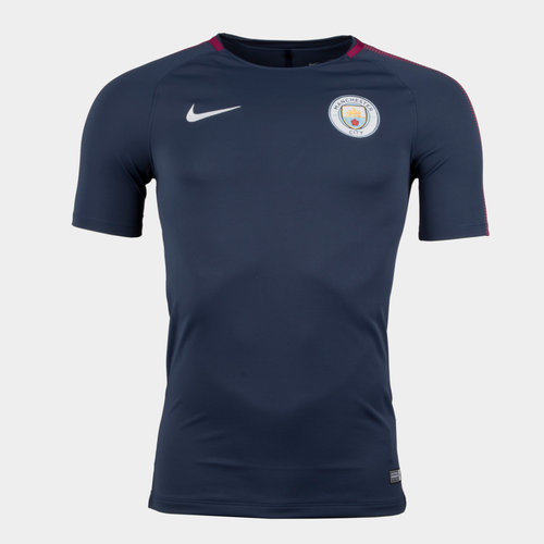 Manchester City 17/18 Squad Football Training T-Shirt