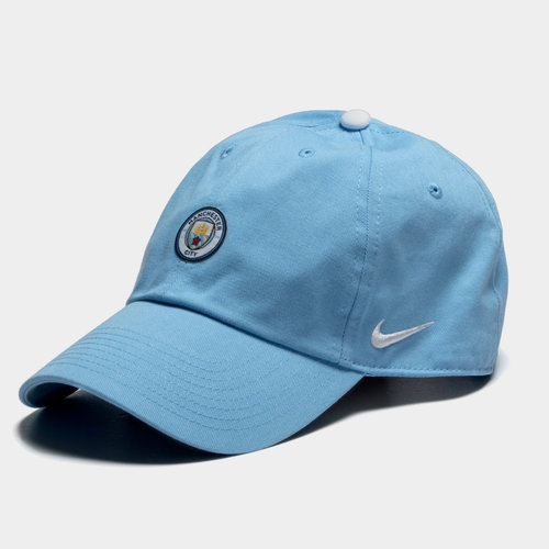 Manchester City 17/18 Core Football Cap