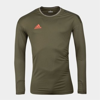 Tango Poly L/S Football T-Shirt