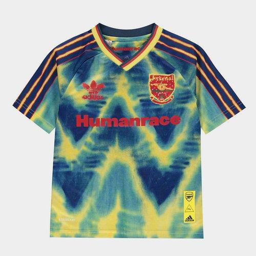 Arsenal Humanrace FC Shirt Junior