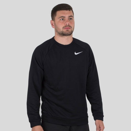Dry Crew Neck Fleece Training Sweater