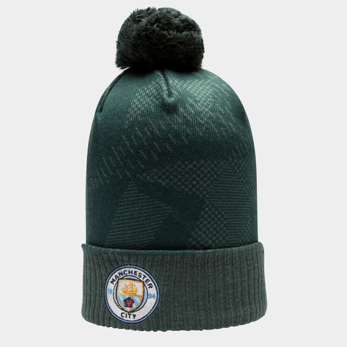 Manchester City 17/18 Football Beanie