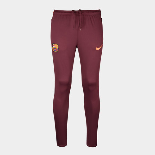 FC Barcelona 17/18 Dry Squad Football Training Pants