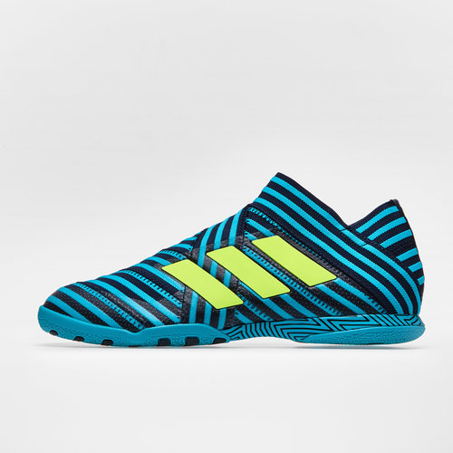 7b6be7ce518b adidas Nemeziz Tango 17+ 360 Agility Indoor Football Trainers. Legend Ink/Solar  Yellow/Energy Blue