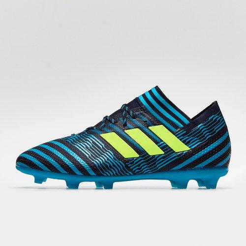 9d724d7ae adidas Nemeziz 17.1 FG Kids Football Boots