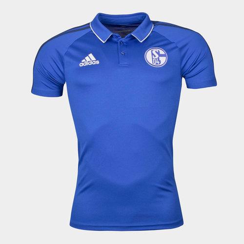 FC Schalke 04 17/18 Players Football Polo Shirt