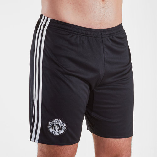 Manchester United 17/18 Away Football Shorts