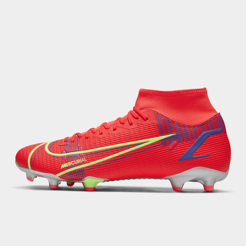 Mercurial Superfly Academy DF FG Football Boots