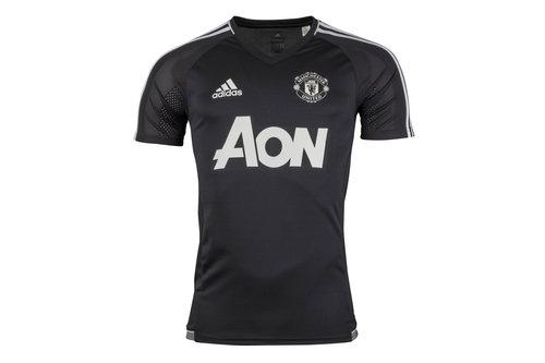 Manchester United 17/18 S/S Football Training Shirt