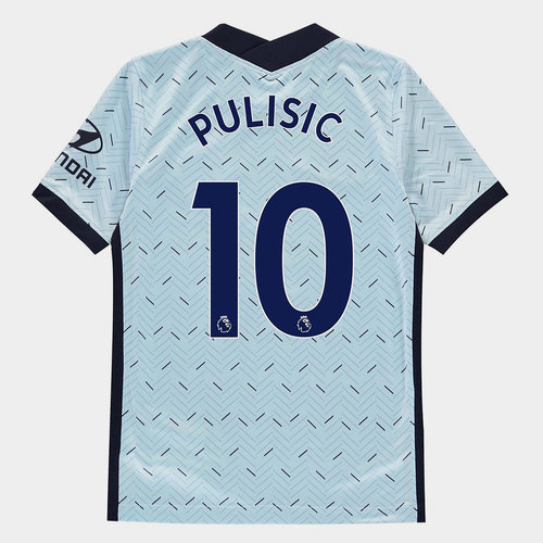 Chelsea Christian Pulisic Away Shirt 20/21 Kids