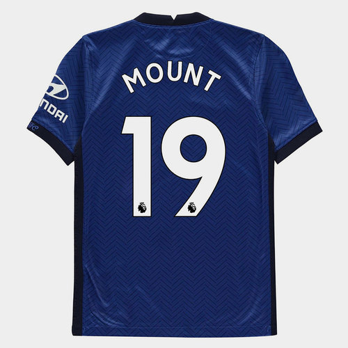 Chelsea Mount Home Shirt 20/21 Kids
