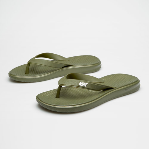 Solay Thong Flip Flops