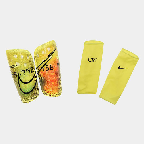 CR7 Mercurial Shin Guards