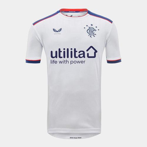 Rangers Away Shirt 20/21 Kids