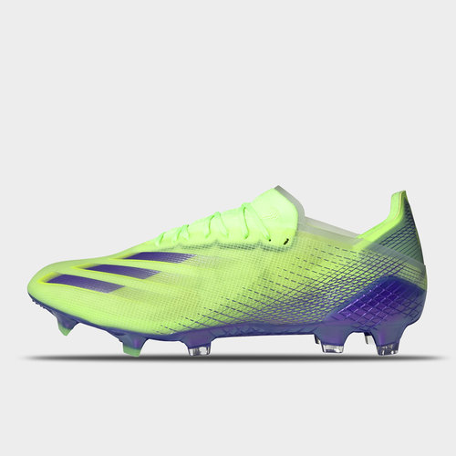 X. Ghosted 1 FG Football Boots Mens