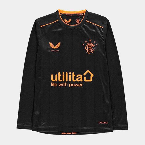 Rangers Long Sleeve Third Shirt 20/21 Kids