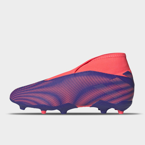 Nemeziz .3 Laceless Junior FG Football Boots