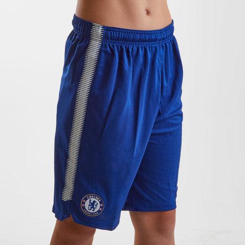 Chelsea FC 17/18 Kids Squad Football Training Shorts