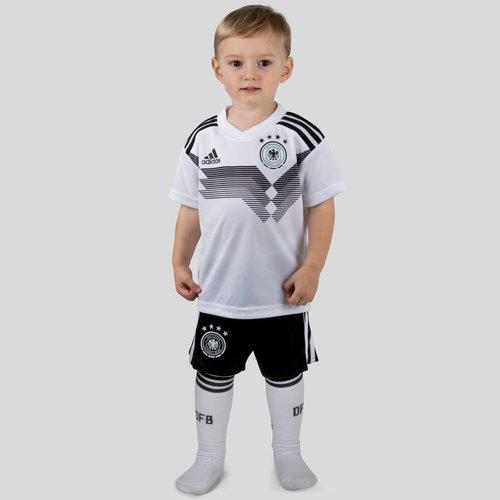 Germany 2018 Home Kids Replica Football Kit