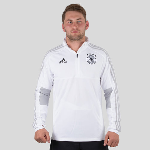 Germany 2018 1/4 Zip Football Training Jacket