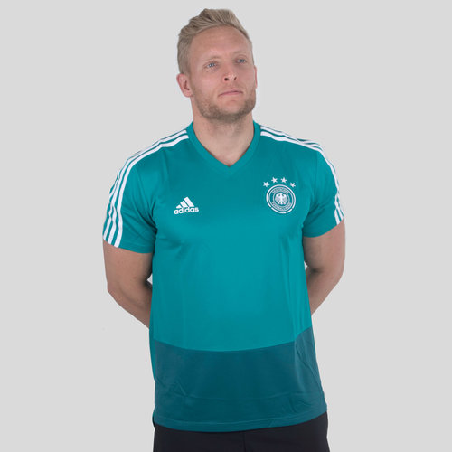 Germany 2018 S/S Football Training Shirt