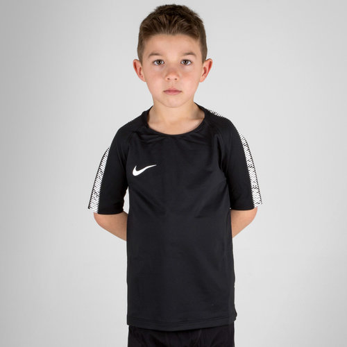 Breathe Squad S/S Kids Football Shirt