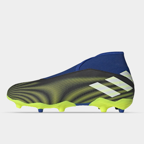 Nemeziz .3 Laceless FG Football Boots