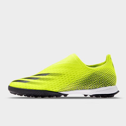 X Ghosted .3 Laceless Astro Turf Trainers
