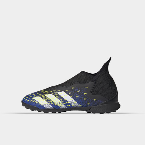 Predator .3 Junior Laceless Astro Turf Trainers