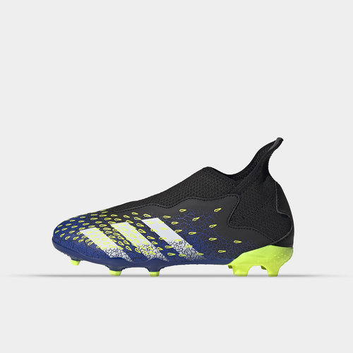 Predator Freak .3 Laceless Junior FG Football Boots