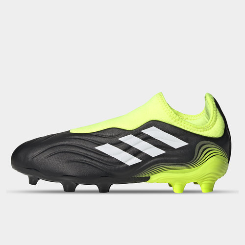 Copa Sense .3 Laceless Junior FG Football Boots