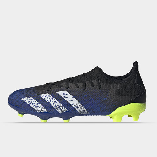 Predator Freak .3 Low FG Football Boots