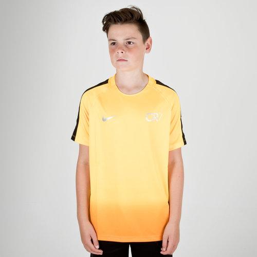 CR7 Dry Squad Kids S/S Football T-Shirt