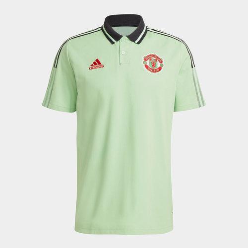 Manchester United Polo Shirt Mens