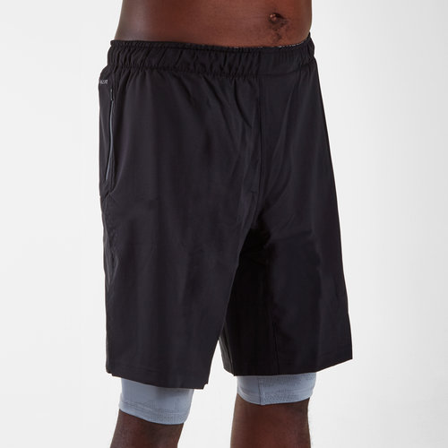 CrazyTrain 2 in 1 Training Shorts