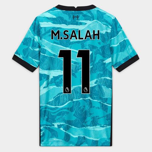 Liverpool Mohamed Salah Away Shirt 20/21 Kids