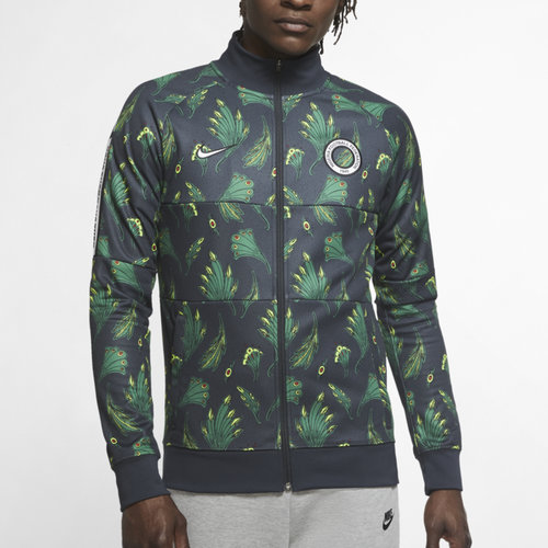 Nigeria Anthem Jacket Mens