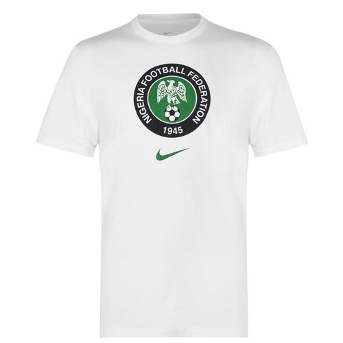 Nigeria Crest T Shirt Mens