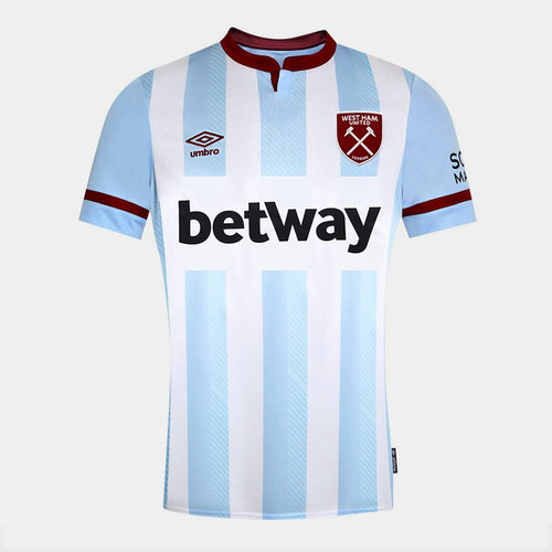 West Ham United Away Shirt 2021 2022