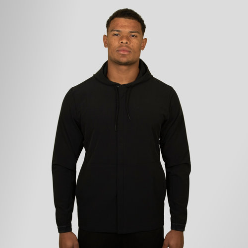 Workout Woven Climalite Full Zip Jacket