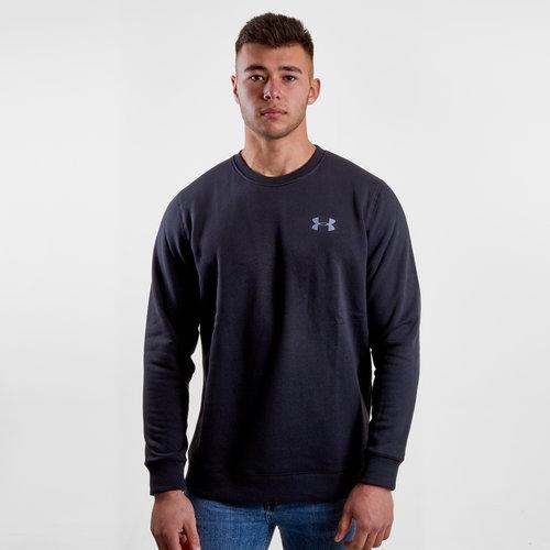 Armour Rival Crew Neck Sweatshirt Mens