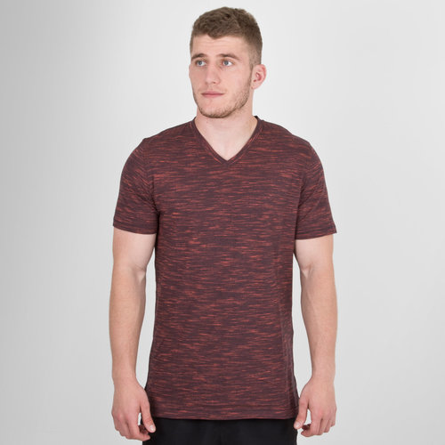 Armour Sportstyle Core V Neck T Shirt Mens