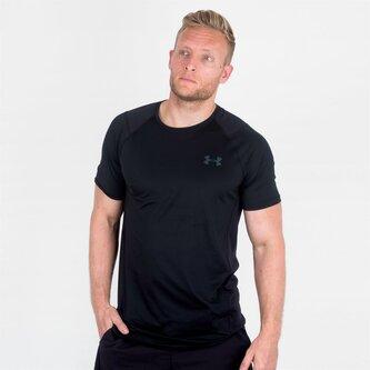 Short Sleeve Training T Shirt Mens