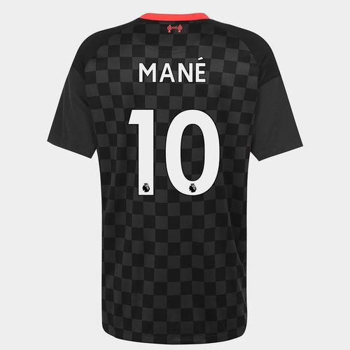 Liverpool Sadio Mane Third Shirt 20/21 Mens