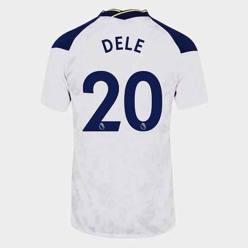 Tottenham Hotspur Dele Alli Home Shirt 2020 2021