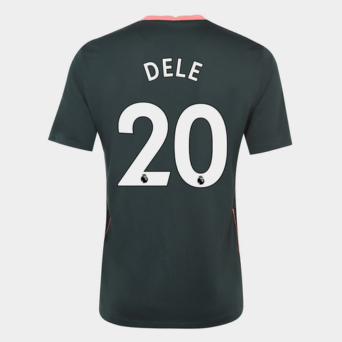 Tottenham Hotspur Dele Alli Away Shirt 2020 2021